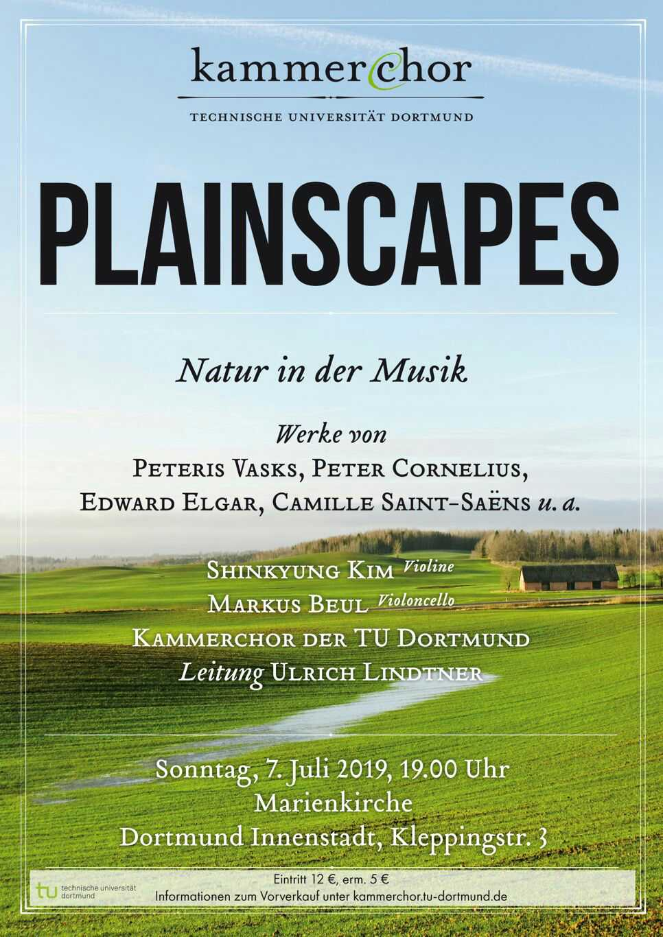Plakat Plainscapes